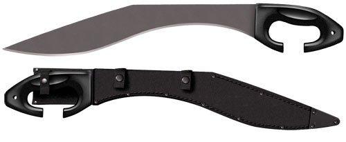 Cold Steel Cutlery - Kopis Machete, 19.00 in., Polypropylene Handle, w/Sheath