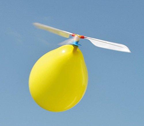 Bus Duga palloncino di elicottero–6Sets