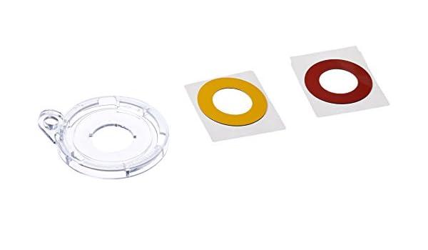 Brady 130824 Push Button Lockout Base 30 mm Plastic