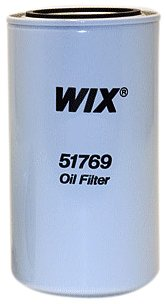 WIX Filters - 51769 Heavy Duty Spin-On Lube Filter, Pack of 1 51769-WIX