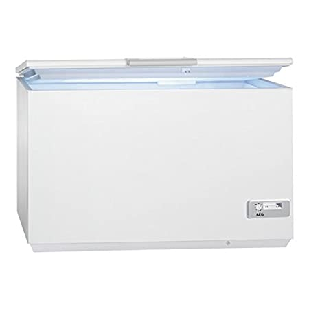 AEG AHB54011LW Independiente Baúl 400L A+ Blanco - Congelador ...