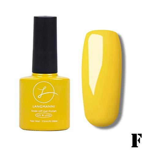 utda.sh-fs women's nails Gel Nail Polish Fast Dry Long Lasting Kit Summer Sweetheart Color Series Soak Off UV LED (F)