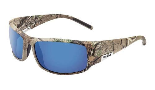 Bolle King Sunglasses, Camo Realtree Xtra/Polarized GB-10 Oleo AF by Bolle