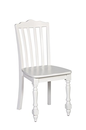 Hillsdale Furniture Hillsdale 1528-801 Lauren, White Chair,