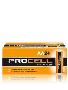 Wholesale Battery (Duracell Procell AA 144 Batteries PC1500)