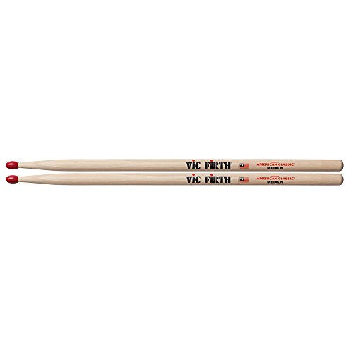 (Vic Firth American Classic Metal Nylon Drumsticks (CMN))