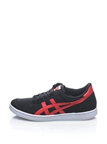 Center Asics Tiger Nero 66 Tempo Pro Mexico Scarpe Rosso Onitsuka rosso Libero Per Il Sneaker nbsp;nero rttnBa6x