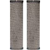 34370 - CFS Taste And Odor Filter Cartridge For Under Sink Or Countertop Applications, Model Number 42-34370 2 Pack