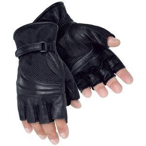 TourMaster Gel Cruiser 2 Fingerless Motorcycle Glove
