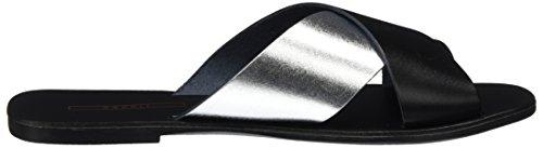 ESPRIT Damen Jade CC Slide Pantoletten Schwarz (Black)