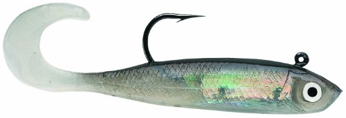 Storm WildEye Curl Tail Minnow 3-Inch Shiner, ()