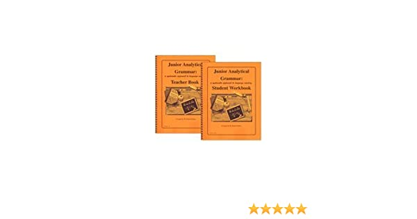 Junior Analytical Grammar Set: R. Robin Finley: Amazon.com: Books