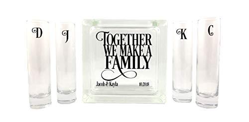 Customized Blended Family Unity Set -