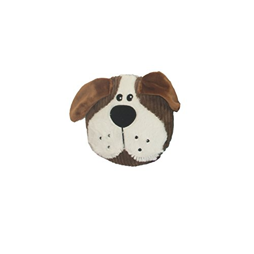 - Multipet 43204-1 Sub-Woofer Squeaking Dog Toy, 7
