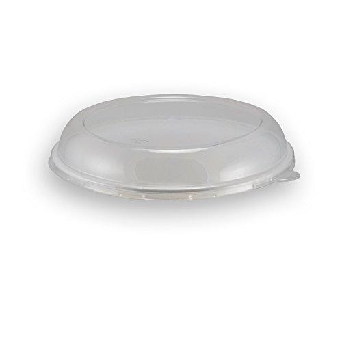 3/4 Oz Bowl - EcoSource PET Dome Lid for Stalkmarket Pho Bowl, 24/32-Ounce, 200-Count Case