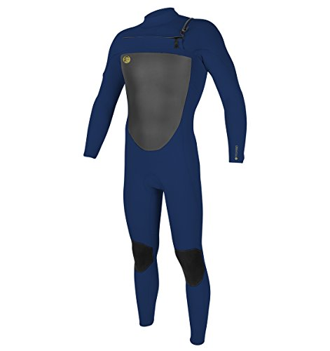 O'Neill Men's O'Riginal 4/3mm Chest Zip Full Wetsuit, Navy/Navy, X-Small by O'Neill Wetsuits (Image #1)