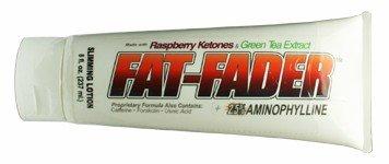 Fat-Fader Body Lotion Tonique Aminophylline w 2,5% Cétones et framboise
