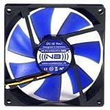 Noiseblocker NB-BlackSilentFan XE2 92mmx25mm Ultra Quiet Fan - 1800 RPM - 21 dBA