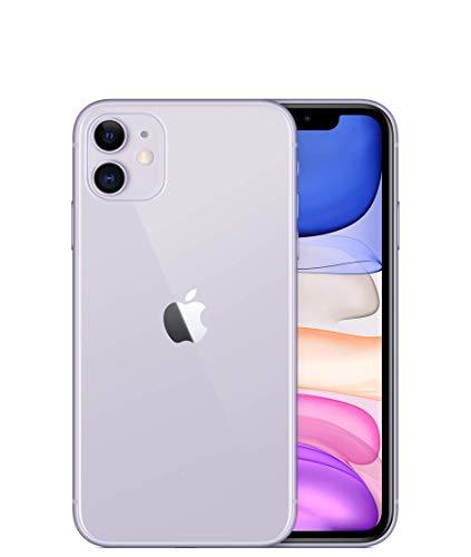 Apple iPhone 11, 64GB, Purple – for T-Mobile (Renewed)