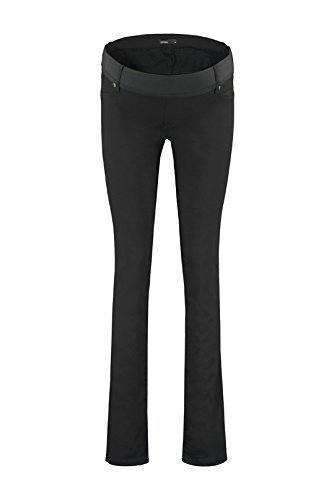 Love2wait Jeggings / Licras Super Ajustado Vaqueros Pantalón De Mujer Moda Premamá B999012 Negro