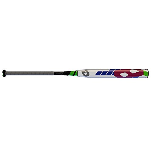 Wilson Demarini 2016 CF8 Fastpitch Bat (-11), White/Electric Blue/Bright Pink, 30″/19 oz Review