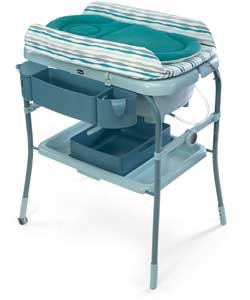 Beau Chicco Cuddle And Bubble Baby Bath And Change Table.