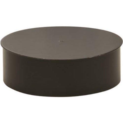 UNITED STATES HDW BM0029 6'' Tee Cap, Black by UNITED STATES HDW