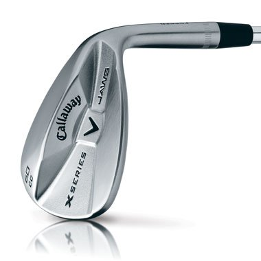 Callaway X Series JAWS CC Wedge (Right-Handed, 60-08 Degree Loft, Steel Shaft)