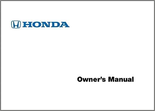 Honda Owners Manual >> 2017 Honda Accord 2 Door Coupe Owner S Manual Guide Book Amazon Com