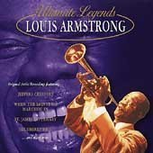 Louis Armstrong - Ultimate Legends Louis Armstrong By Armstrong, Louis - Zortam Music