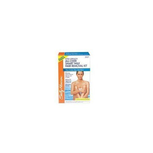 Sally Hansen Extra Strength All-Over Body Wax Hair Removal Kit (2-pack) by Sally Hansen