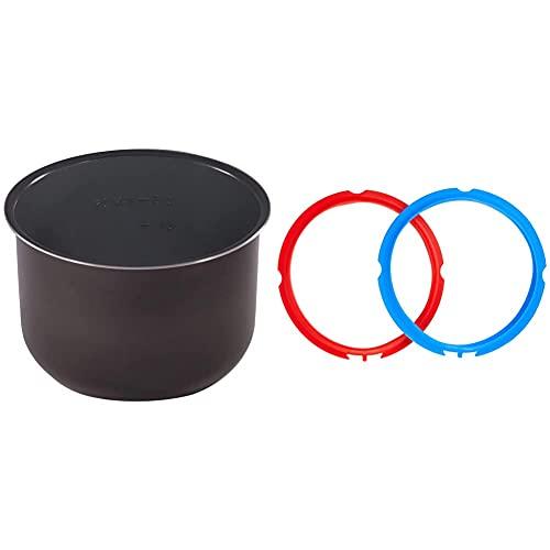 Instant Pot Ceramic Non-Stick Interior Coated Inner