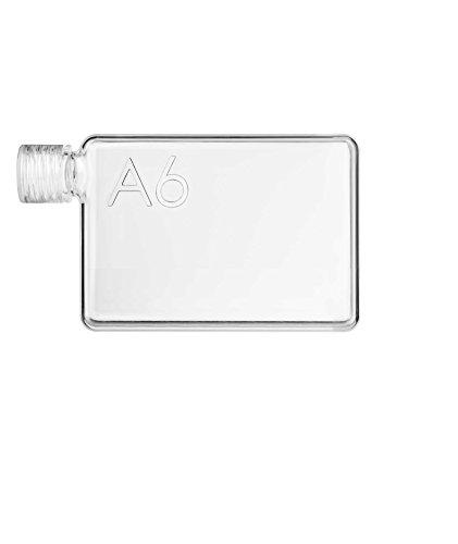 memobottle - Reusable Slim Water Bottle - Made from Recycled BPA Free Plastic - 750ml/375ml- memo Bottle ()