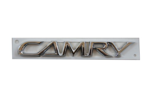 Genuine Toyota Accessories 75442-AA020 Camry Emblem (Emblem Camry)
