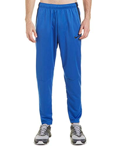 Nike Men's Epic Knit Pants, Game Royal/Obsidian/Black/Black, Small by Nike (Image #3)