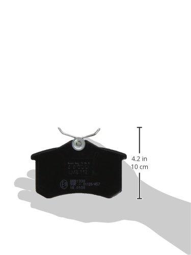 TRW GDB1330 Jeu de Plaquettes de Frein