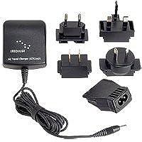 Iridium 9555 AC Charger w/International Plug Kit