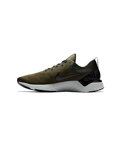 medium Scarpe nero Chiaro Light argento Fitness Silver Oliva Medio Olive Uomo 200 Da Sequoia verde React Odyssey Nike Black Axpq8wE7