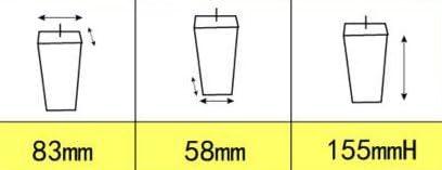 Design61/Juego de 4/Sof/á patas de pl/ástico para muebles muebles Posavasos sof/á sill/ón para atornillar para muebles pl/ástico en negro