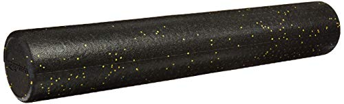 AmazonBasics High-Density Round Foam Roller | 36-inches, Yellow ()