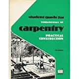 Fundamentals of Carpentry 2 9780826905697
