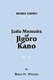 Judo Memoirs of Jigoro Kano