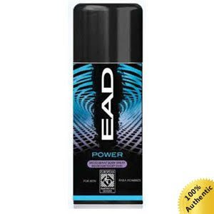 European American Design, Power Deodorant Body Spray for Men, 2.8 oz. (2.8 Ounce Spray)
