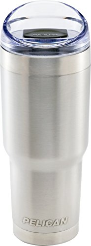 Pelican Wall - Pelican Traveler 32oz Tumbler With Slide Lid (Stainless)