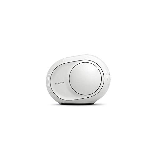 Devialet Phantom Reactor 900W - Compact wireless speaker - 900 Watts - 98 dB, White - HW511