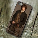 Jamie Fraser 2 Outlander Starz - tri for Iphone 7 and Iphone 7s Case