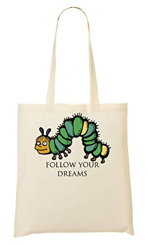 De Worm Funny Your Mano Compra La AMS Bolso Follow De Bolsa Dreams awqqFY6