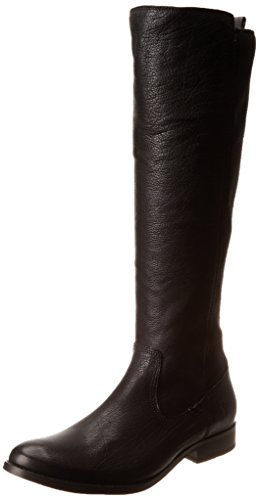 FRYE Women's Molly Gore Tall Riding Boot, Black, 11 M US