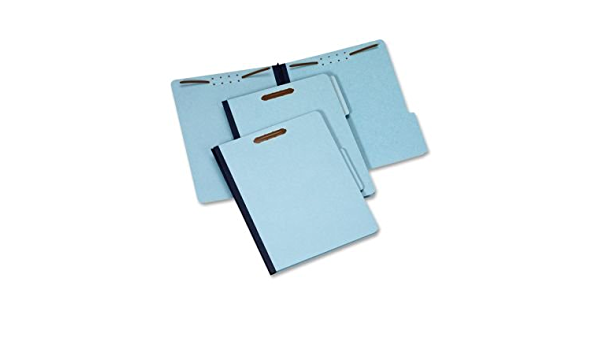 """Letter 1/"""" Globe-weis Letter Classification Folder With Divider 8.50/"""" X 11/"""""""