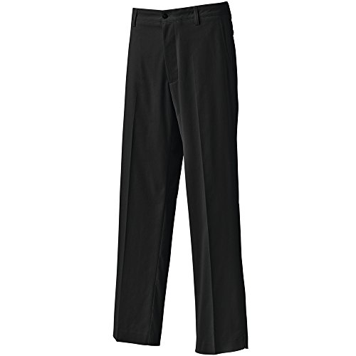 FootJoy Performance Golf Pant Tour Slit Hem (30/34, Black) (Performance Footjoy Pant)